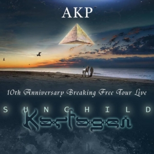 Breaking Free Tour Live By AKP