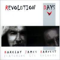 BJH Featuring Les Holroyd: Revolution Days