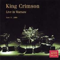 Live in Warsaw, June 11, 2000