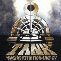 War Of Attrittion - Live'81