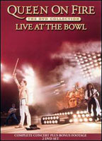 """Queen On Fire"" - Live At The Bowl DVD"