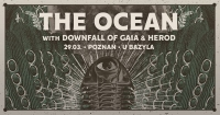 The Ocean, Downfall Of Gaia i Herod zagrali w Poznaniu