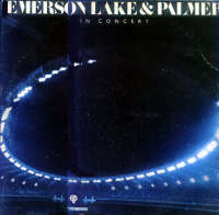 Emerson, Lake and Palmer in concert