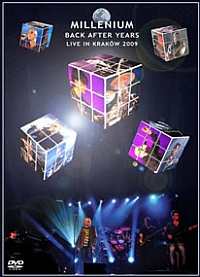 Back After Years - Live In Kraków 2009 DVD