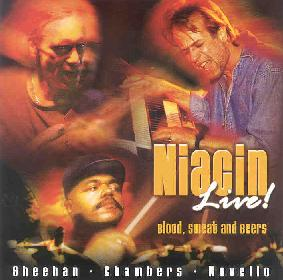 Niacin Live! Blood, Sweat and Beers