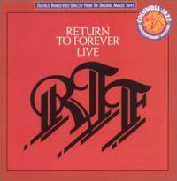 Return To Forever - Live: Return To Forever