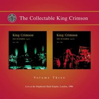 The collectable King Crimson volume three