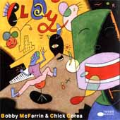 Chick Corea & Bobby McFerrin - Play